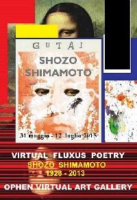Shozo  Shimamoto   1928 - 2013